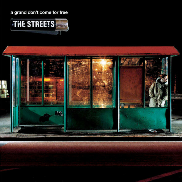 vinyl | vinil | THE STREETS - A Grand Don't Come For Free