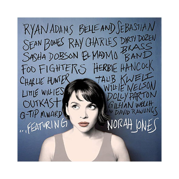 Norah Jones ‎– ...Featuring