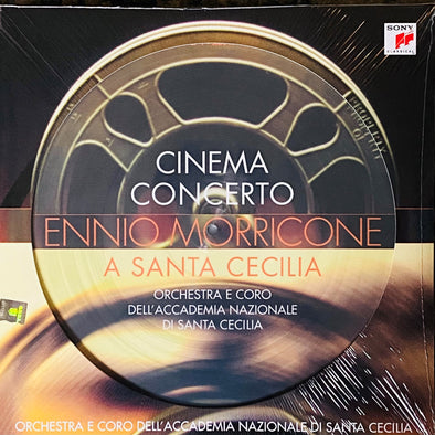vinyl | vinil | Ennio Morricone - Cinema Concerto (2LP picture disc) (OCT 2020)