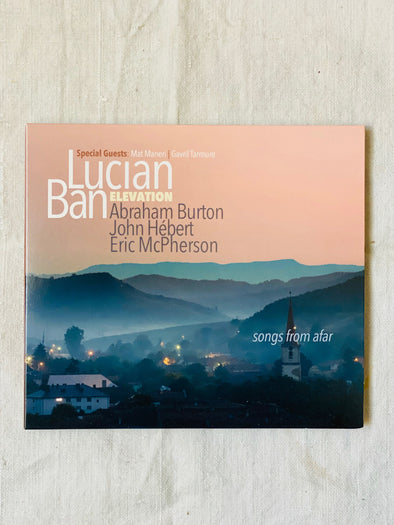 (cd) Lucian Ban & Elevation - Songs From Afar