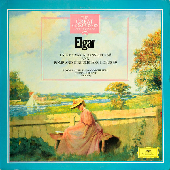 Elgar - Enigma Variations Opus 36 And Pomp And Circumstance Opus 39 (used)