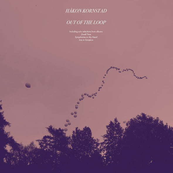 vinyl | vinil | HåKON KORNSTAD - Out of the Loop (2LP, nordic jazz)