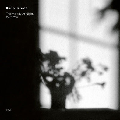 vinyl - KEITH JARRETT - THE MELODY AT NIGHT, WITH YOU (solo piano)