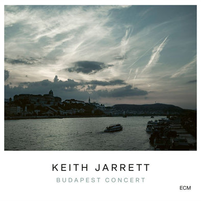 CD | Keith Jarrett - Budapest Concert | 2 discs box set | jazz - piano solo |