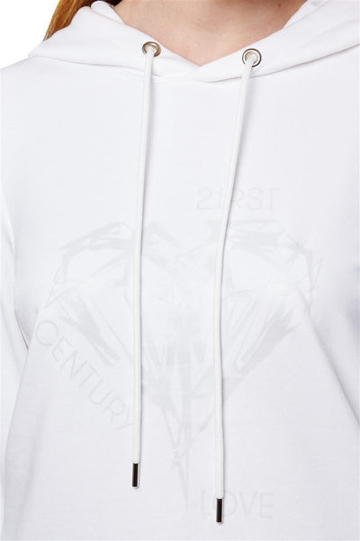 Damen Sweat Hoodie Holly Diamond