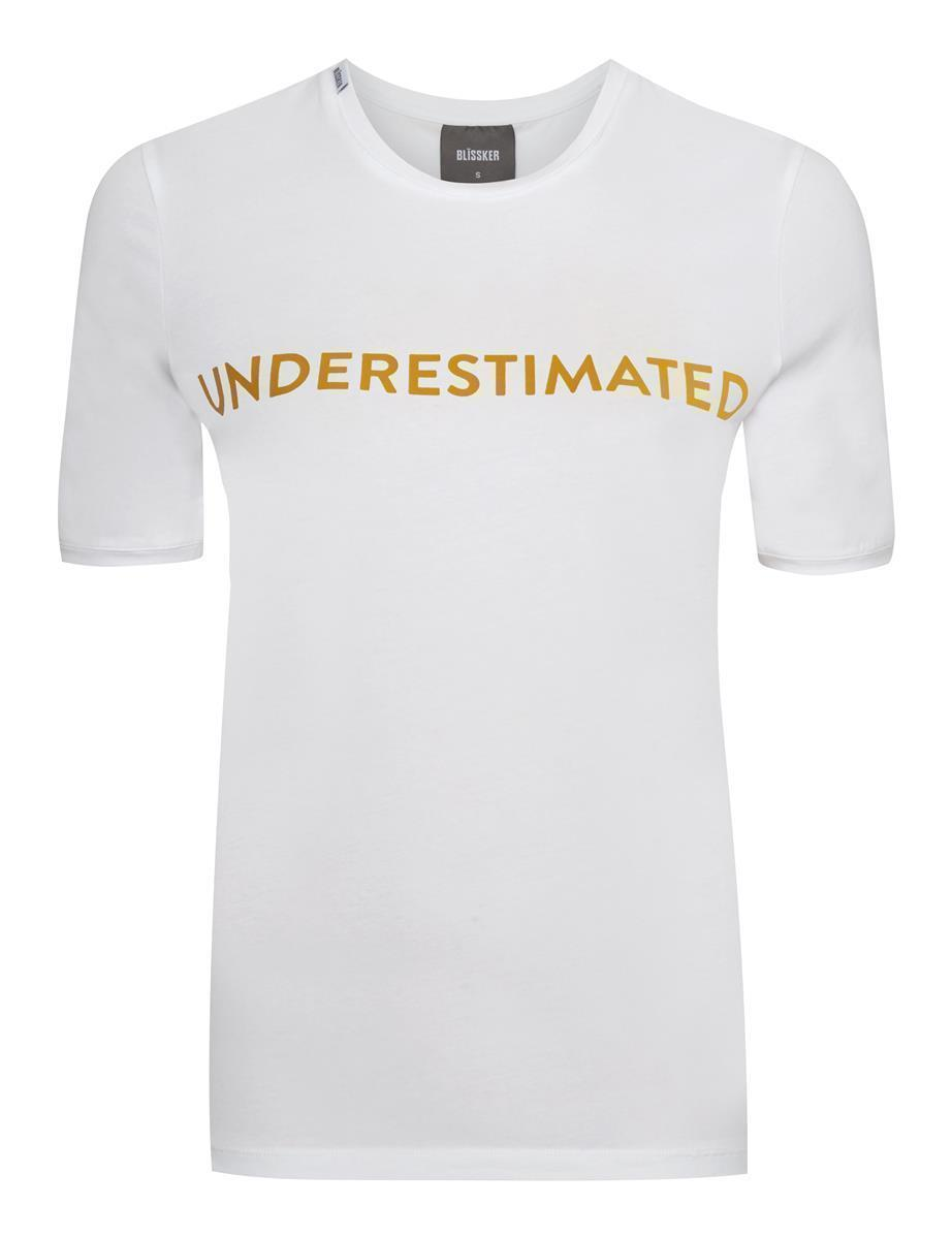 Damen T-Shirt Alma Underestimated