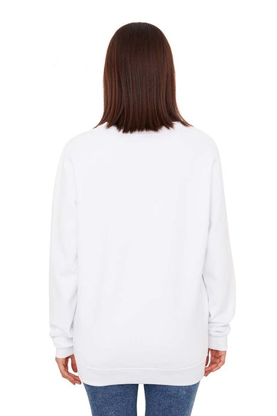 Alpha Sweater White