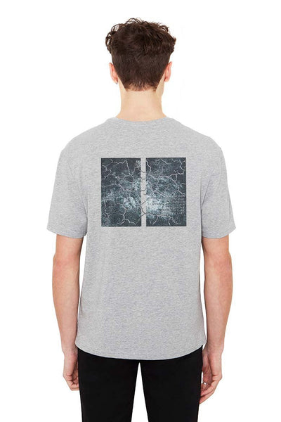 Alpha Tee EARTH Grey Melange