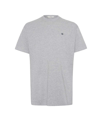 Beta Tee Earth Grey Melange