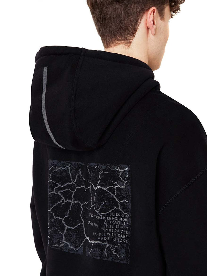 DEC - Beta Hoodie Black