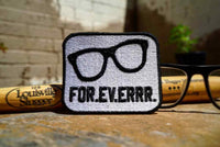 Squints Glasses Sandlot Forever, 90s Kids Baseball Movies Patch