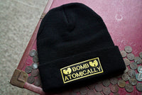 Bomb Atomically, Wu-Tang, Inspectah Deck, Triumph, Embroidered Beanie