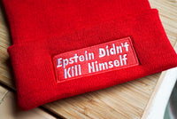 Epstein Didn't Kill Himself, EDKH, Supreme Embroidered Beanie