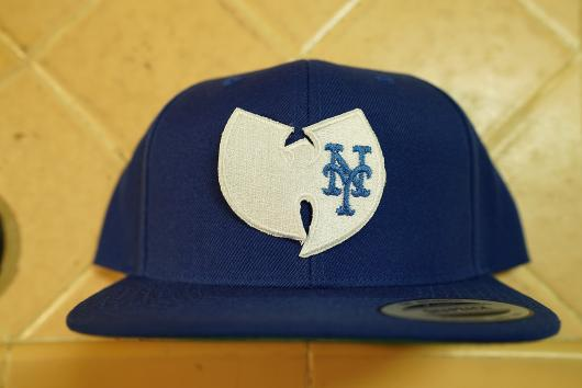 Custom Wu Tang NY Mets Hat for Al