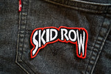 Skid Row, Death Row Records Logo Embroidered Patch