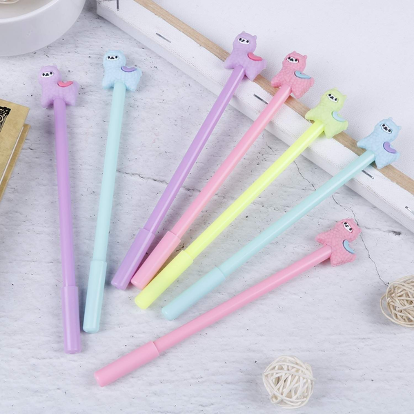 Adorable Fine Point LLama Pens/ Planner Pens / Llama / Cute Pens / Fine Point Pens / Planner Accessories