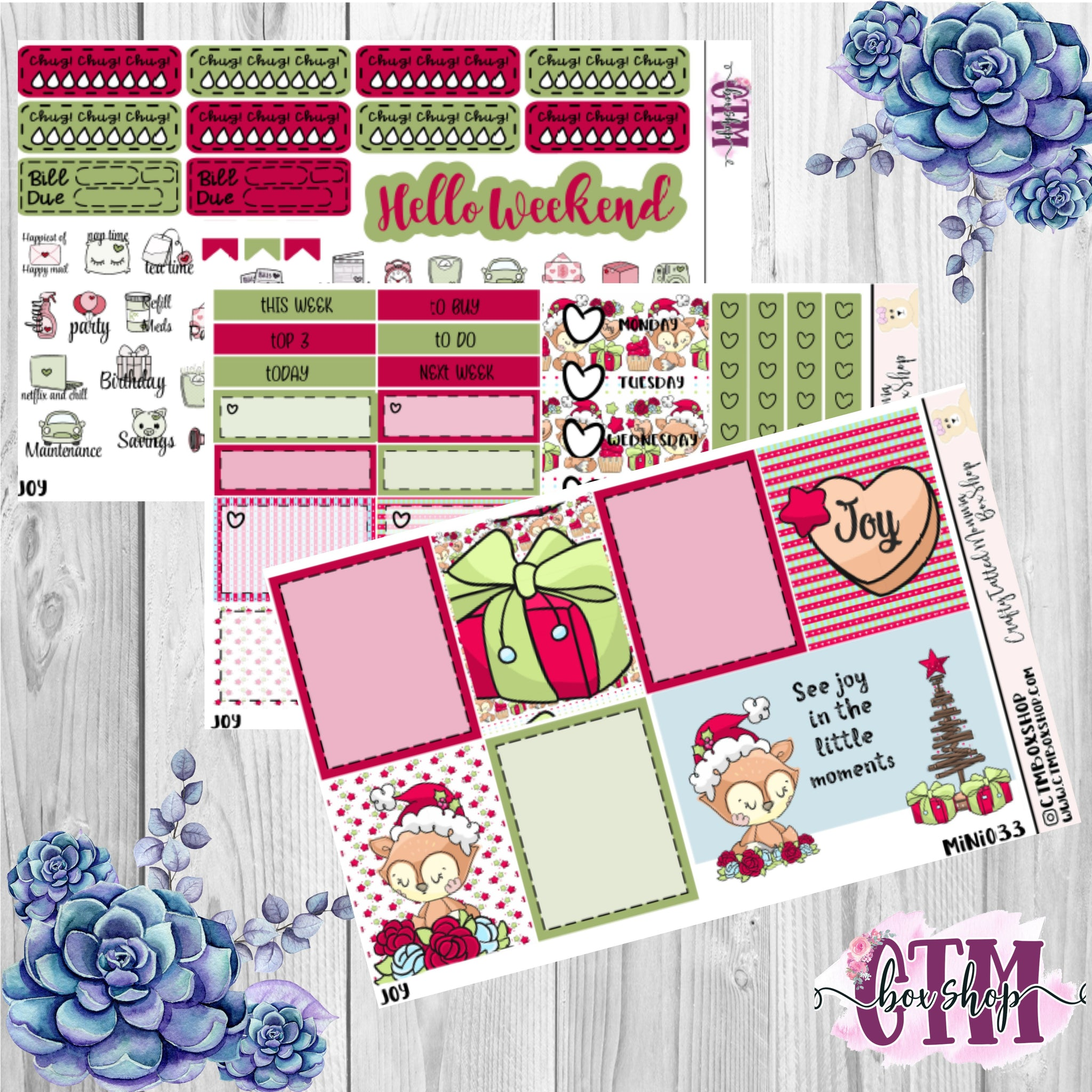 Joy Mini Weekly Kit