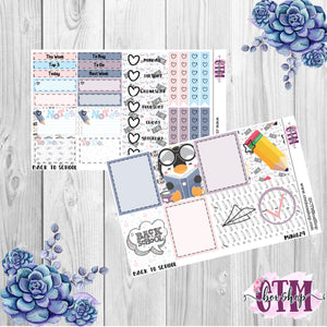 Back to School Mini Weekly Kit