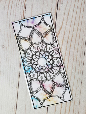 Mandala Sky Hobonichi Dashboard/Pencil Board for Weeks or Original   Hobonichi Weeks Dashboard   Hobonichi Original Dashboard   Pencil Board