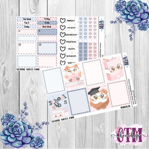 Girly School Vibes Mini Weekly Kit