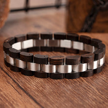 Load image into Gallery viewer, Wooden Bracelet For Men & Women