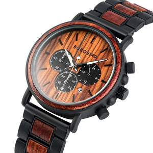 Luxury Wooden Watch For Men