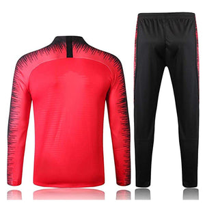 Mens Autumn Winter Sweatshirt Top Pants Sets Sport Suit Tracksuit - AMDZ TRENDS