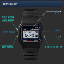 Load image into Gallery viewer, Analog Digital Military  LED Waterproof Wrist Watch  For Women And Men - AMDZ TRENDS