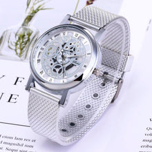 Load image into Gallery viewer, Unisex Mesh Belt Watch - AMDZ TRENDS