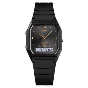 Analog Digital Military LED Waterproof Wrist Watch For Women & Men - AMDZ TRENDS