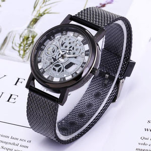 Unisex Mesh Belt Watch - AMDZ TRENDS