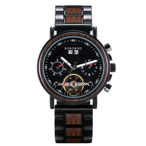 Stainless Steel Business Sport Mechanical Watch