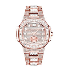 Charger l'image dans la galerie, Chronograph Men Stopwatch Fully Iced
