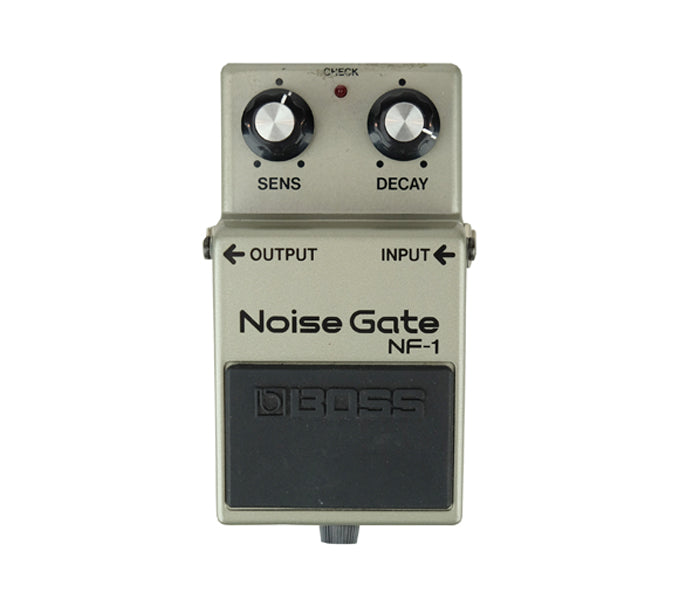 Used Boss NF-1 Noise Gate