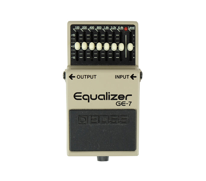 Used Boss GE-7 Equalizer