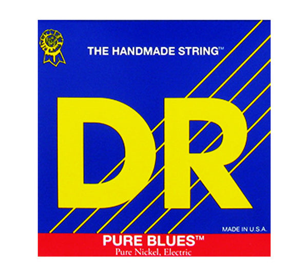 DR Strings Pure Blues Medium