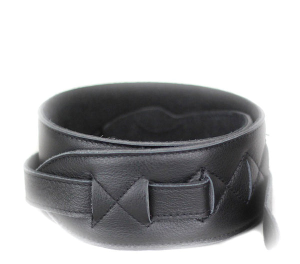 Leathergraft Black Leather Softie