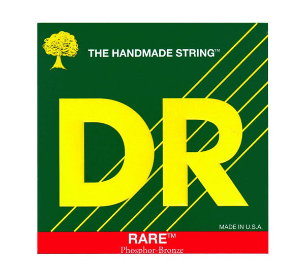 DR Strings Rare Medium Lite