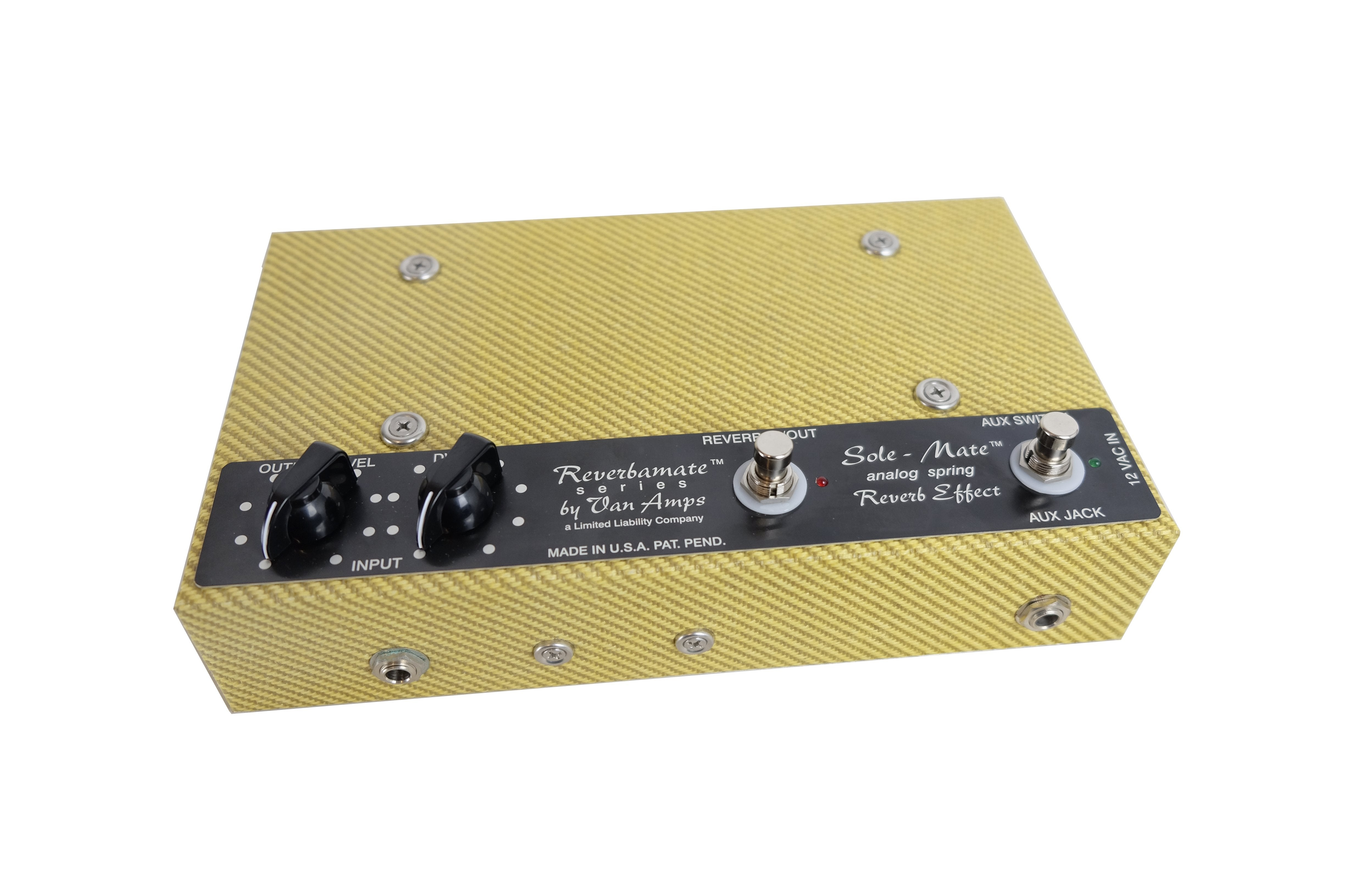 Van Amps Sole Mate Analog Reverb