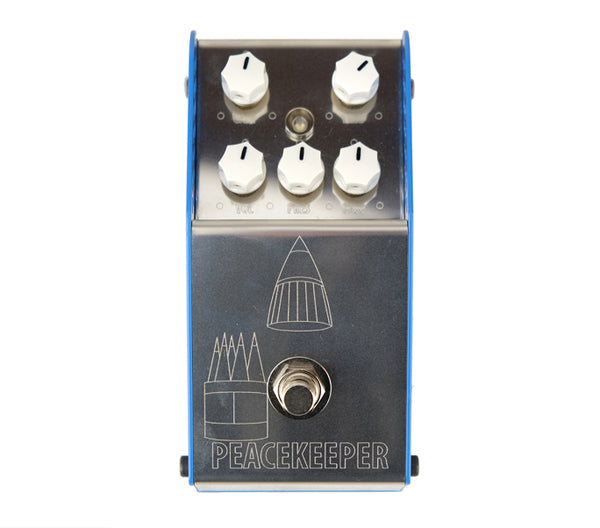 ThorpyFX - The PeaceKeeper Low Gain Overdrive