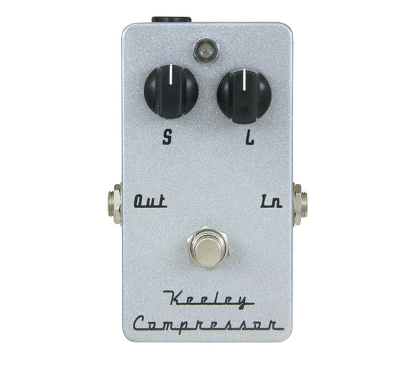 Keeley Two Knob Compressor