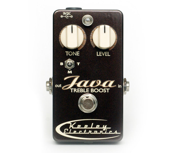 Keeley Java Treble Boost