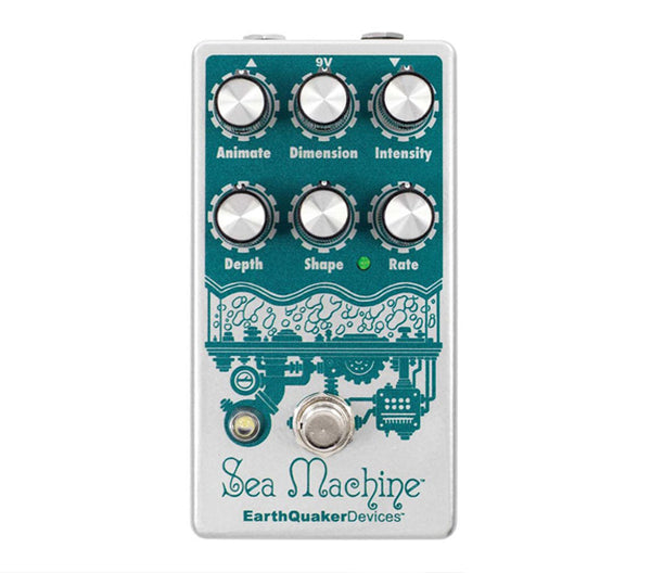 EarthQuaker Devices - Sea Machine