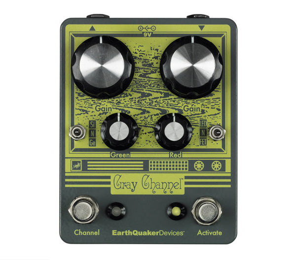 EarthQuaker Devices - Gray Channel