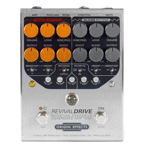 Origin Effects RevivalDRIVE