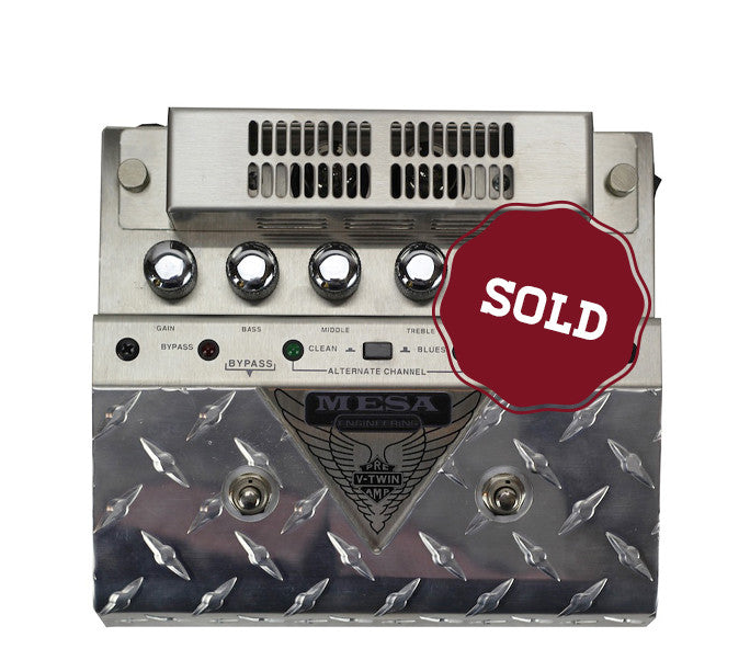 Used Mesa Boogie V-Twin