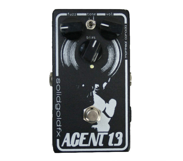 Used Solidgold FX Agent 13
