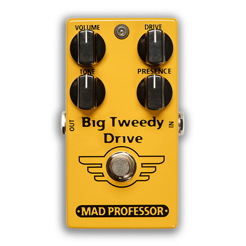 Mad Professor Big Tweedy Overdrive