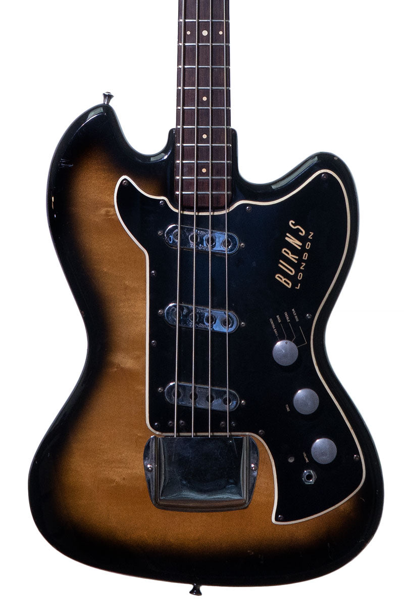 1964 Burns Vista Sonic Bass