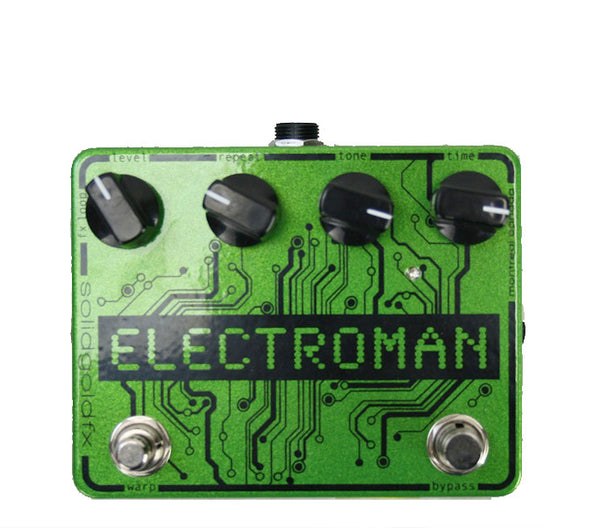 Used Solidgold FX Electroman